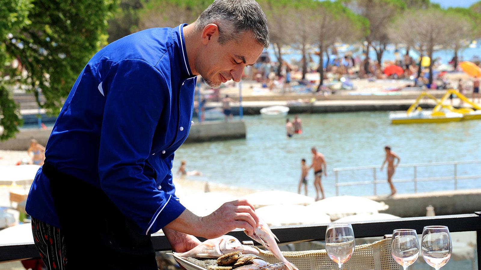 Der Reichtum der mediterranen Aromen
